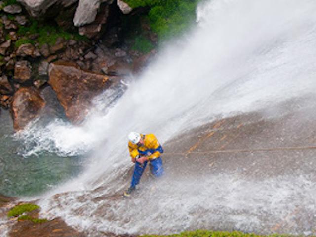 Canyoning en Pyrénées