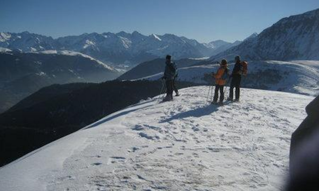 Aubac Pyrénées Rando