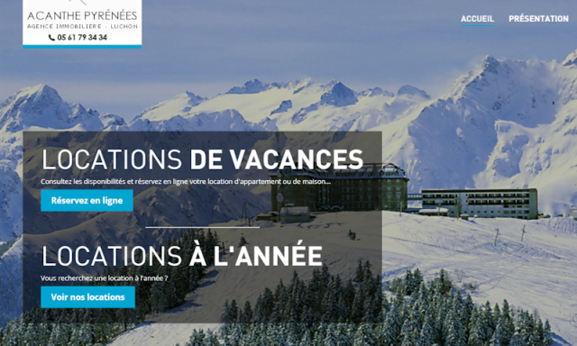 Agence Acanthe Pyrénées