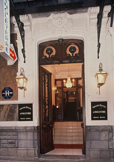 Grand Hôtel Angleterre