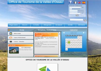 Arudy : porte de la vallée d'Ossau