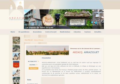 Arzacq-Arraziguet en Béarn