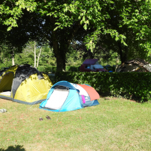Camping Le Saillet***