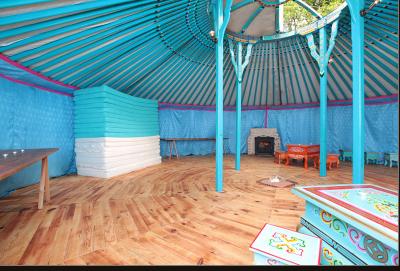 Location de yourtes mongoles et chambres d'hôtes