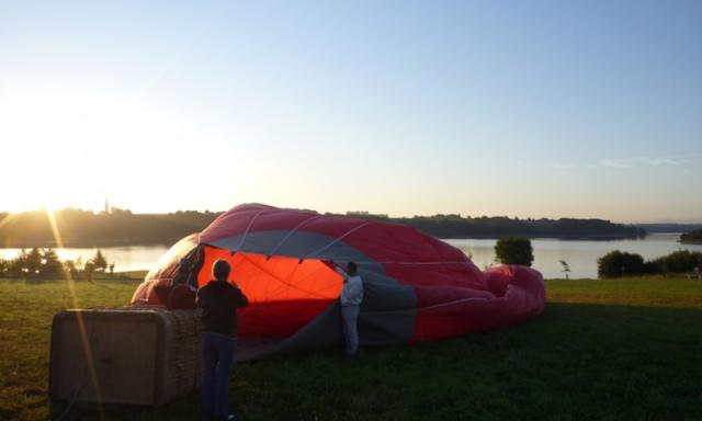 Sud Ouest montgolfière