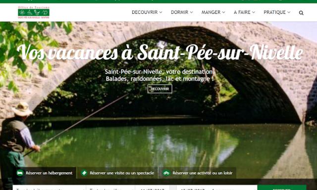 Saint p e sur nivelle archives pyr n es online - Office de tourisme saint pee sur nivelle ...