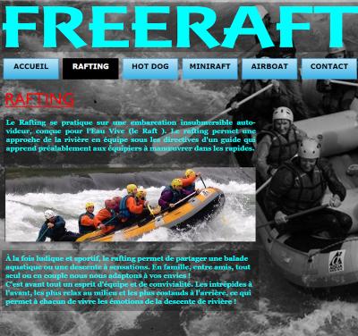 Freeraft Rafting 65