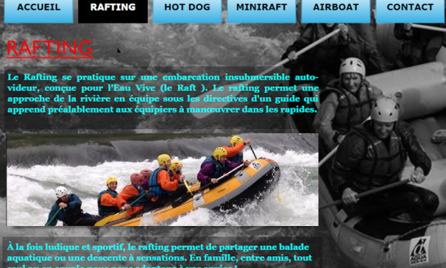 Freeraft Rafting 65