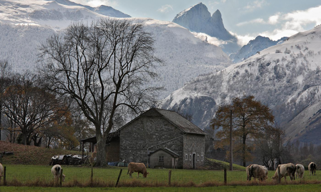 Remi Thivel guide de Haute Montagne
